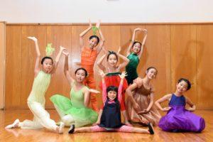 創作ダンスユニットD.M.C.