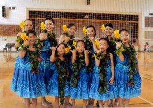 Alohilani Hula & Tahiti(中原元気クラブ)