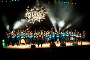 In Unity2015 ゴッパチ!!コーラス隊